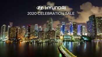 Hyundai Celebration Sale TV Spot, 'Calls for a Celebration' [T2] - Thumbnail 1
