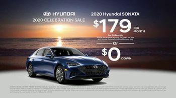 Hyundai Celebration Sale TV Spot, 'Calls for a Celebration' [T2] - Thumbnail 5