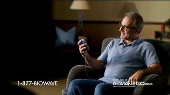 BioWave GO TV Spot, 'Smart Pain Blocking Technology'