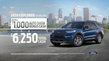 Ford TV Spot, 'Auto Show Bonus: SUVs' [T2] - Thumbnail 10