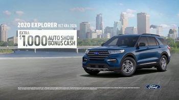 Ford TV Spot, 'Auto Show Bonus: SUVs' [T2] - Thumbnail 9