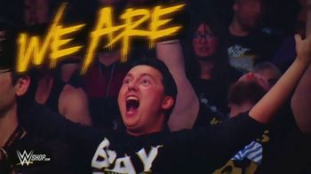 WWE Shop TV Spot, 'We Are: Tees as Low as $15' - Thumbnail 1