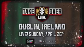 WWE Network TV Spot, '2020 NXT UK Take Over' - Thumbnail 8