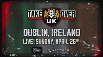 WWE Network TV Spot, '2020 NXT UK Take Over' - Thumbnail 7