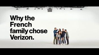 Verizon TV Spot, 'French Family: Disney+ and Stream TV' - Thumbnail 2