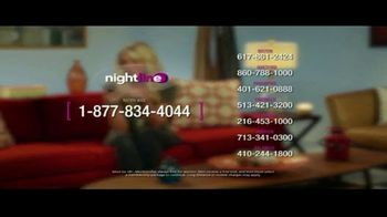 Nightline Chat TV Spot, 'Perfect Night at Home' - Thumbnail 9