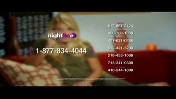 Nightline Chat TV Spot, 'Perfect Night at Home' - Thumbnail 2