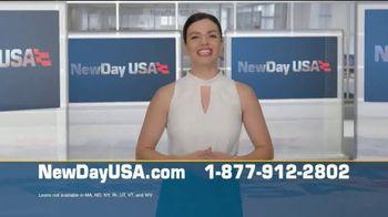 NewDay USA VA Streamline Refi TV Spot, '50 Year Lows: History Making News' - Thumbnail 1