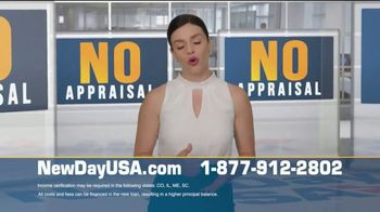 NewDay USA VA Streamline Refi TV Spot, '50 Year Lows: History Making News' - Thumbnail 4