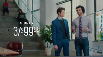 Men's Wearhouse TV Spot, 'Workday Essentials' Song by Free - Thumbnail 6