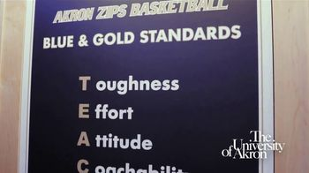 The University of Akron TV Spot, 'Coach Groce' - Thumbnail 3