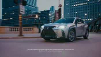 Lexus UX TV Spot, 'A Different Frontier' Song by KRANE, Jupe [T2]