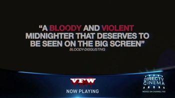 DIRECTV Cinema TV Spot, 'VFW' - Thumbnail 3