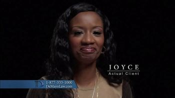 Law Offices of Michael A. DeMayo TV Spot, 'Actual Clients' - Thumbnail 5