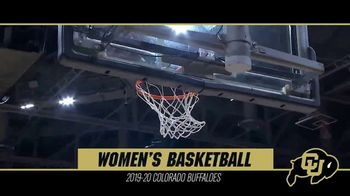 University of Colorado Athletics TV Spot, '2019-2020 Women's Basketball: Versus Stanford' - Thumbnail 1