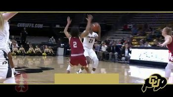 University of Colorado Athletics TV Spot, '2019-2020 Women's Basketball: Versus Stanford' - Thumbnail 8