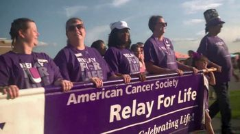 American Cancer Society TV Spot, 'Relay for Life: Communities'