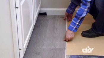 Lumber Liquidators TV Spot, 'DIY Network: Bathroom Flooring'