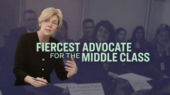 Warren for President TV Spot, 'Elizabeth Understands' - Thumbnail 2