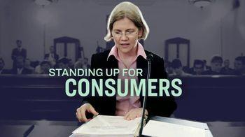 Warren for President TV Spot, 'Elizabeth Understands' - Thumbnail 4