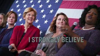 Warren for President TV Spot, 'Elizabeth Understands' - Thumbnail 7