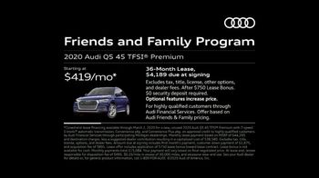 Audi Friends and Family Program TV Spot, 'Find Your Own Road' [T2] - Thumbnail 6