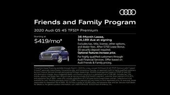 Audi Friends and Family Program TV Spot, 'Find Your Own Road' [T2] - Thumbnail 7