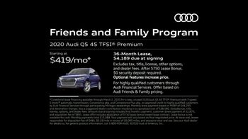 Audi Friends and Family Program TV Spot, 'Find Your Own Road' [T2] - Thumbnail 8