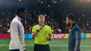 Lay's TV Spot, 'UEFA Champions League: Wonderful Time' Featuring Lionel Messi, Paul Pogba - Thumbnail 1
