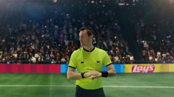 Lay's TV Spot, 'UEFA Champions League: Wonderful Time' Featuring Lionel Messi, Paul Pogba - Thumbnail 4