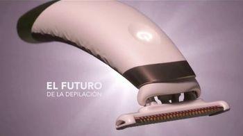 Finishing Touch Flawless Nu Razor TV Spot, 'El futuro de la depilación' [Spanish]