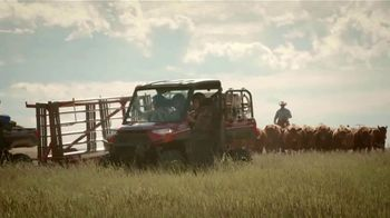 Polaris Ag Advantage TV Spot, 'Backbone'