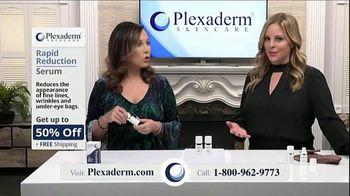 Plexaderm Skincare TV Spot, 'Just Ten Minutes: 50 Percent Off'