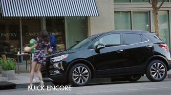 Buick TV Spot, 'Thoughtful' Featuring Arielle Vandenberg, Song by Matt and Kim [T2] - Thumbnail 2