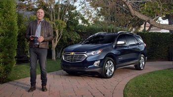 2020 Chevrolet Equinox TV Spot, 'Cómo funciona' [Spanish] [T2] - Thumbnail 5