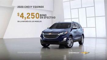 2020 Chevrolet Equinox TV Spot, 'Cómo funciona' [Spanish] [T2] - Thumbnail 6