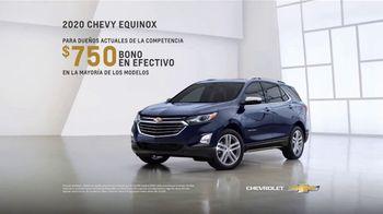 2020 Chevrolet Equinox TV Spot, 'Cómo funciona' [Spanish] [T2] - Thumbnail 7