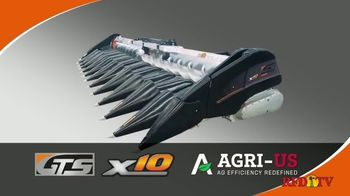 Agri-US GTX X10 TV Spot, 'Challenging Field Conditions' - Thumbnail 4