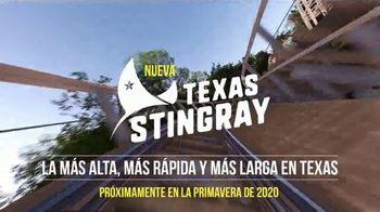 SeaWorld San Antonio TV Spot, 'Texas Stingray y Tonga Twister' [Spanish]
