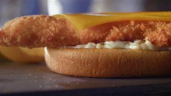 Bojangles' BojAngler Fish Filet Sandwich TV Spot, 'Feed Yourself, Too' - Thumbnail 3