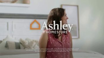 Ashley HomeStore Presidents Day Mattress Sale TV Spot, 'Zero Interest: Next Day Delivery' Song by Midnight Riot - Thumbnail 8