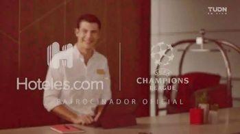 Hotels.com TV Spot, 'UEFA Champions League' [Spanish] - Thumbnail 6