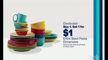 Belk Stock Up Sale TV Spot, 'Fiesta, New Directions'