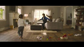 Lumber Liquidators TV Spot, 'Transform Your Home: Bellawood and Vinyl' Song by Electric Banana
