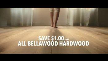 Lumber Liquidators TV Spot, 'Transform Your Home: Bellawood and Vinyl' Song by Electric Banana - Thumbnail 4