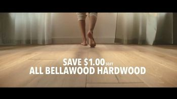 Lumber Liquidators TV Spot, 'Transform Your Home: Bellawood and Vinyl' Song by Electric Banana - Thumbnail 5