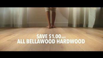 Lumber Liquidators TV Spot, 'Transform Your Home: Bellawood and Vinyl' Song by Electric Banana - Thumbnail 6