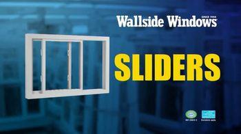Wallside Windows Off-Season Sale TV Spot, 'Half Off and No Interest' - Thumbnail 2