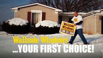 Wallside Windows Off-Season Sale TV Spot, 'Half Off and No Interest' - Thumbnail 6
