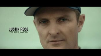 Lamkin Golf Grips TV Spot, 'All Hands' Featuring Justin Rose, Troy Mullins